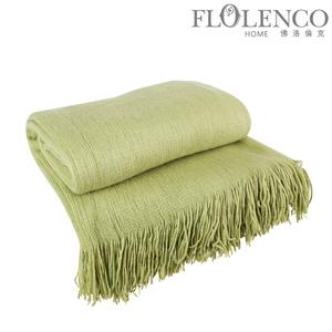 平纹毯-浅绿