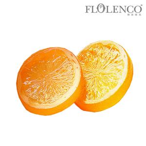 柠檬片-橙